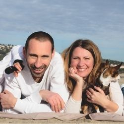 Photo marc et Elisa Woody's - Woody's Family®