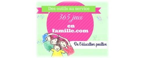 Logo 365 jeux en famille