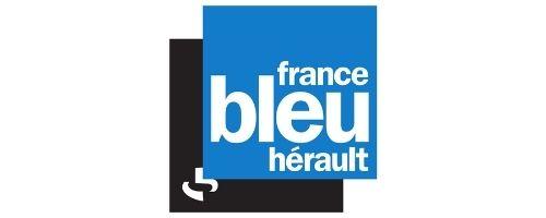 Logo Radio France Bleu - Hérault