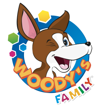 Logo de Woody's Family