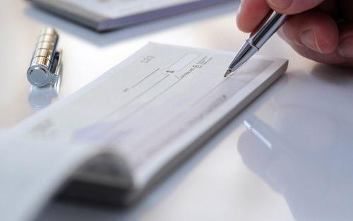 Paiement par chèque - Délais Expédition 15 jours après encaissement
