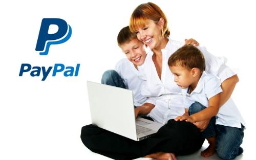 Paiement en ligne Sécurisé - Paypal - Site woodysfamily.com