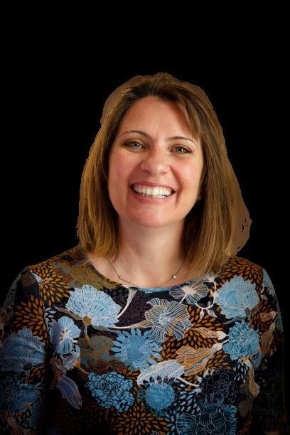 Elisa Woodys, coach, conférencière et créatrice de la méthode WOODYS